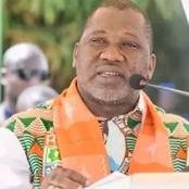 Législatives 2021/Man:  le ministre Sidiki Konaté conduit par les forces de l'ordre