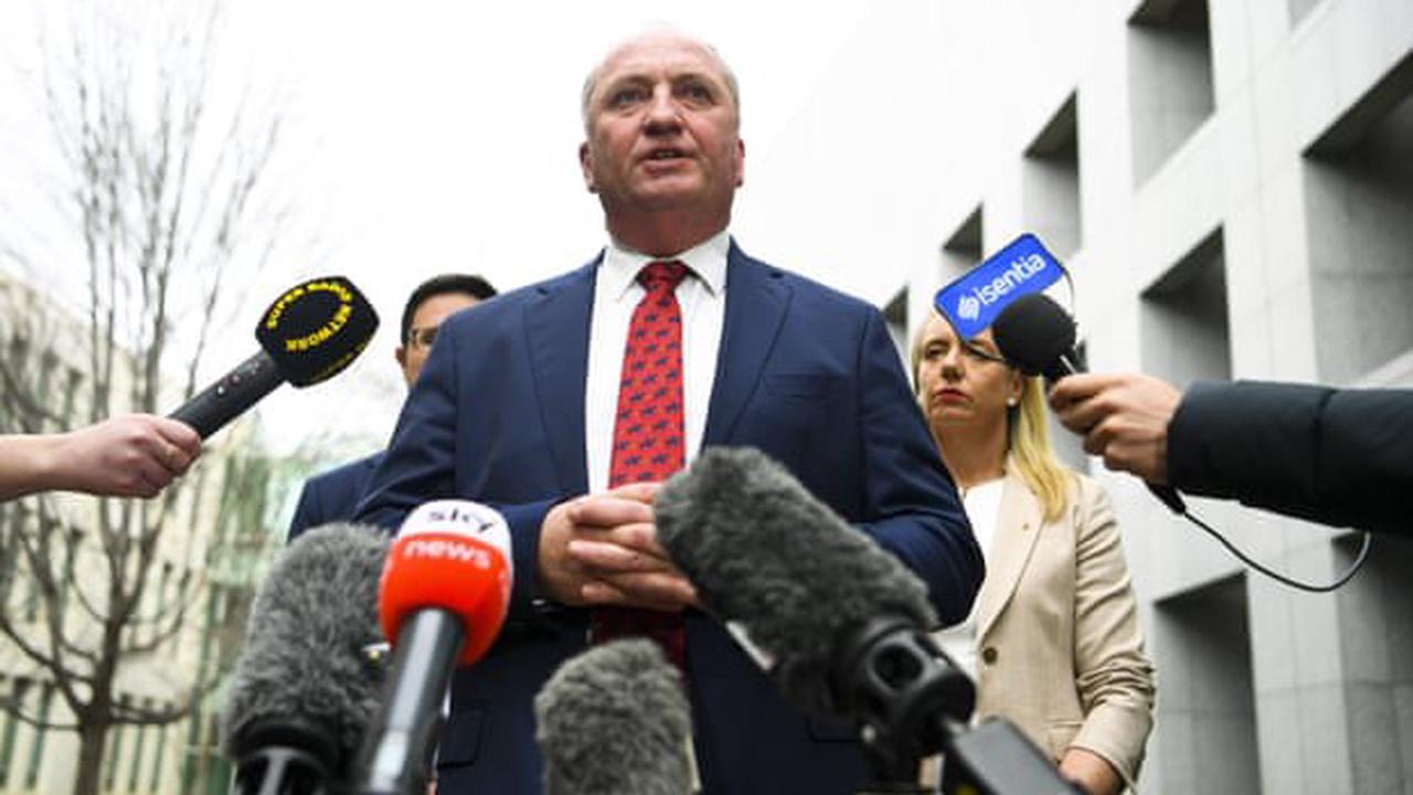 Australia politics live: Barnaby Joyce to be sworn in as deputy PM, more Sydney Covid sites named