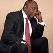 Unexpected| ANC's Top Politician Son Plotting To Overthrown Cyril Ramaphosa, Read For More.