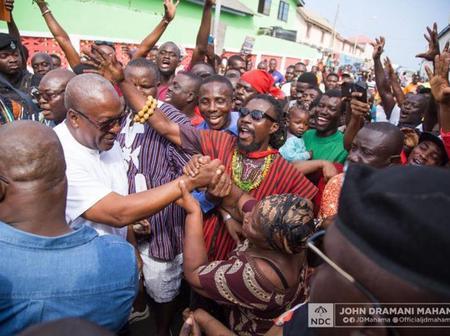 Checkout: Mahama to resume campaign tour
