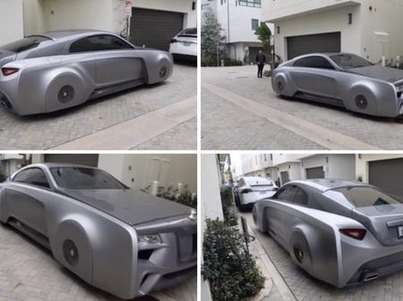 Rolls Royce: Check Out Justin Bieber's New Car