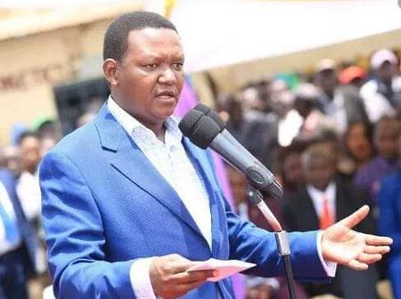 Alfred Mutua Reveals Worrying Details About The Imported Sputnik V Vaccine