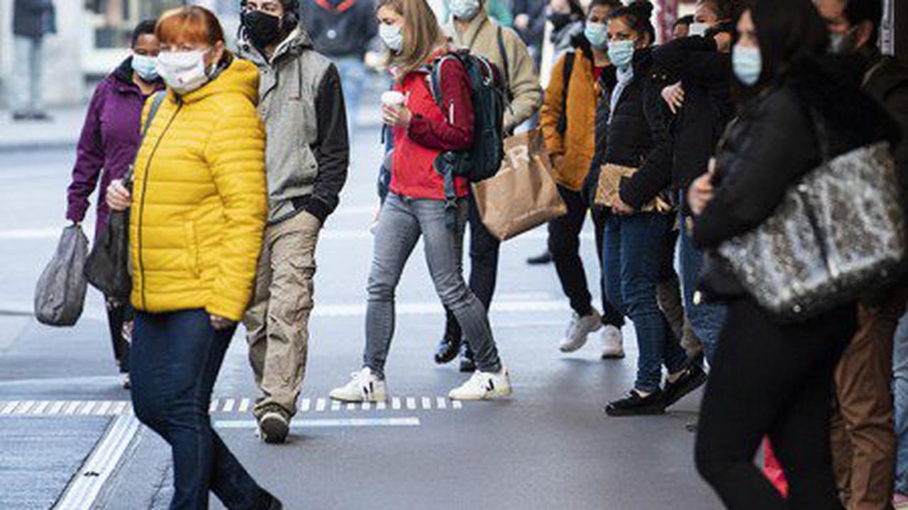 La Suisse compte 367 nouveaux cas de coronavirus en 72 heures