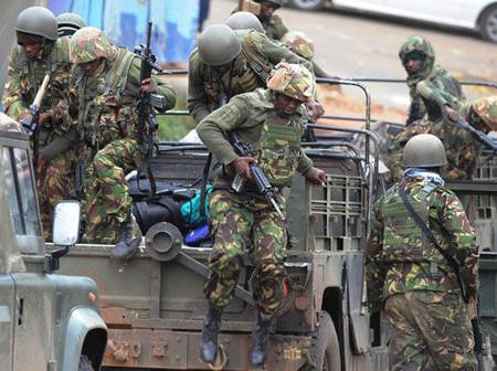 Several Al-shabaab Militants Killed As 10 Others Are Arrested By Special Forces