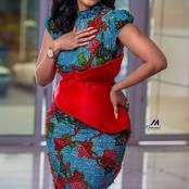 As A Fashionista, Check Out Stunning And Trendsetting Ankara Styles For African women