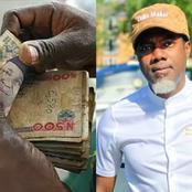 Read What Reno Omokri Said About Men Who Give Money To Women That They Are Not Married To.