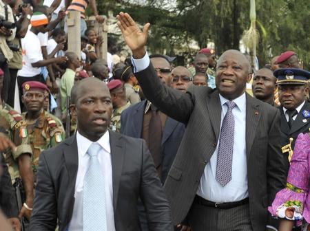 Ouattara donnera t'il son accord pour le  retour de Gbagbo Laurent et Blé Coudé au pays?