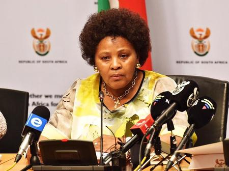 Mapisa-Nqakula cautions military veterans against 'sowing divisions'