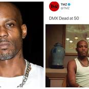 Fans Come Out In Numbers To Show Love To The Late Rapper DMX As His Body Was Moved From The Hospital