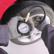 How much tyre pressure should your car have?