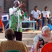 Législatives à katiola : Ouassenan Koné invite les populations de Dioulabougou à voter la liste PDCI