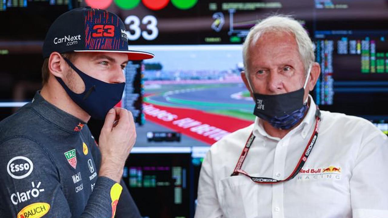 Marko aborde la pause avec de la frustration et de la colère envers Mercedes