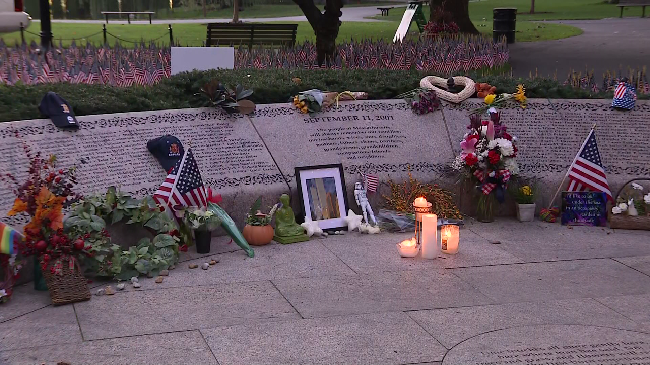 Ceremonies in Massachusetts to honor lives lost on 9/11