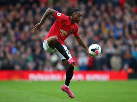 Wan-Bissaka reveals the player that always gives him tough time.