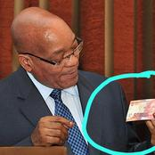 Look Why Jacob Zuma And SARS Decided to put Nelson Mandela on The South African Note (Opinion)
