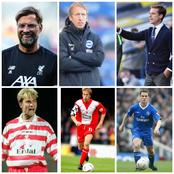 Throwback Photos Of Jurgen Klopp, Graham Potter And Scott Parker As Players