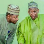Hours After Ganduje's Aide Was Freed By DSS, See What He Said That Sparked Reactions Online