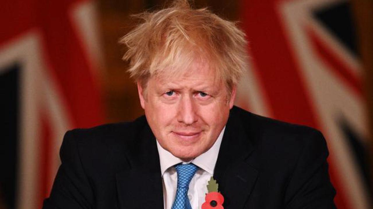 Number 10 writes to trainee hairdresser who offered to cut Boris Johnson's hair