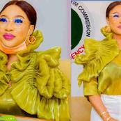 Tonto Dikeh takes the fall after Christian Pilgrim Commission denied appointing her ambassador