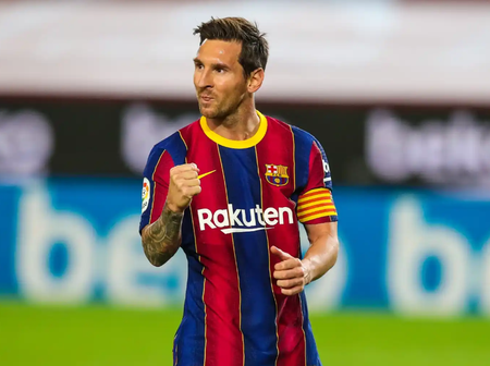 Rivaldo: I believe Messi might stay at Barca.