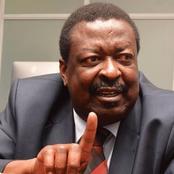 Mudavadi's Hilarious Response When Asked About Gideon Moi's Meeting With Raila