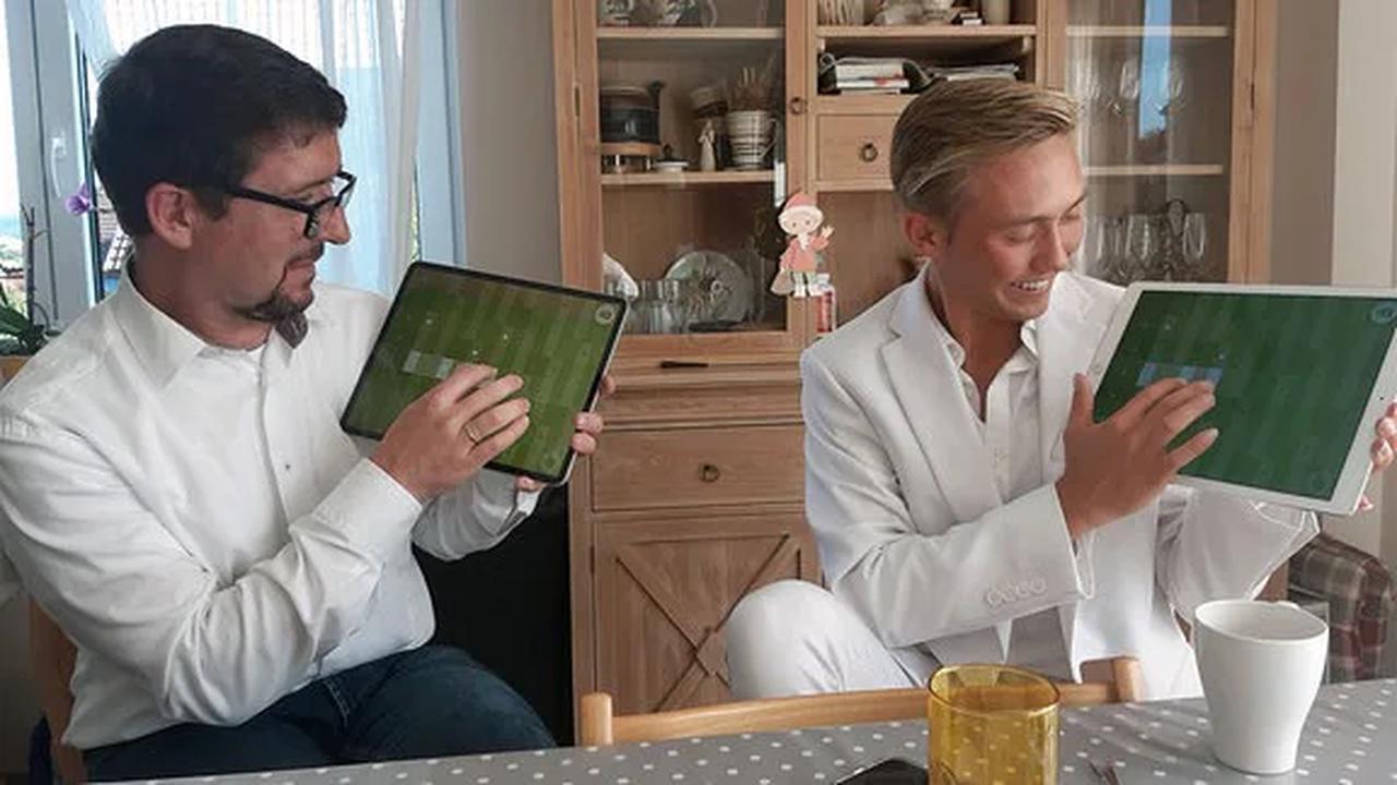 Audanika: Wie ein Thüringer mit einer App die Musik revolutionieren will