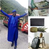 Ce jeune talent ivoirien fabrique du tissu, des mèches et du cuir à partir de feuilles d'ananas