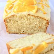 Vitamin C Loaf, Perfectly Coupled with Mango Juice For Breakfast