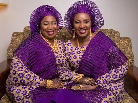Mummies, Are You Confused About How To Tie Your Gele? See Some Examples Of Gele Styles