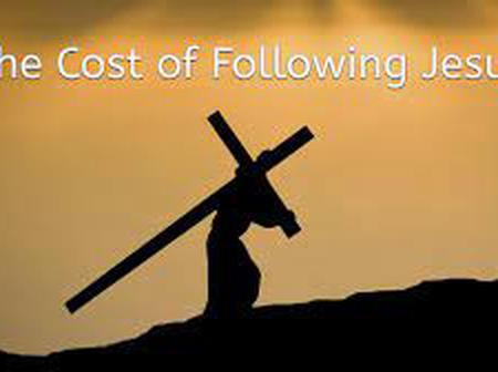 The High Cost of Following Jesus Christ