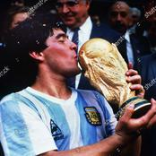 All time titles & achievements of the greatest footballer, Diego Armando Maradona