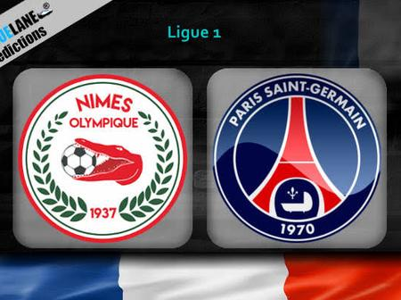 Nimes versus PSG match Preview