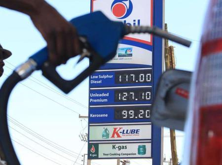 EPRA Announces New Fuel Prices Starting Tomorrow