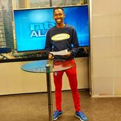 Njoroge Of Auntie Boss Away From The Television (Photos)