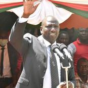 Ruto To Visit Gatanga Tomorrow