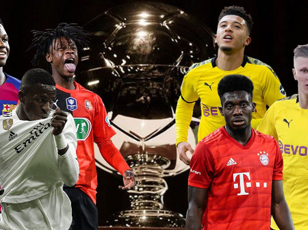 Golden Boy Award 2020: '6 Premier League' Players on list featuring Arsenal and Chelsea Stars