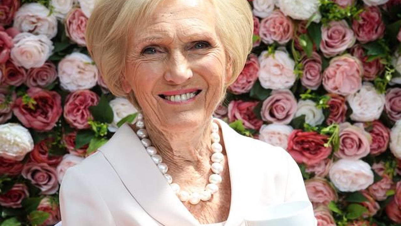 Great British Bake Off's Mary Berry confirms brand new BBC show Love To Cook