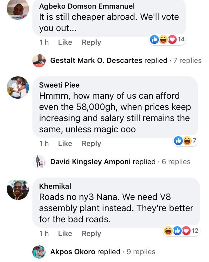6d6ba25dafe2e3b50b7a08e02f8eeaba?quality=uhq&resize=720 - Ghanaians Blast Nana Addo After Announcing That The 'Affordable' VW Vehicles Are Assembled In Ghana