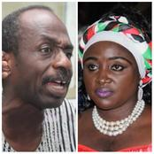 She Should Never Link Us To This - Asiedu Nketia Causes Stir With Message To Hannah Bissiw