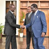 President Uhuru Kenyatta Is Not Going To Endorse Raila Or Ruto According To Kenyans