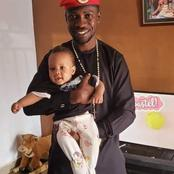Bobi Wine stuck with 18 months old baby in his house after being served with a house arrest