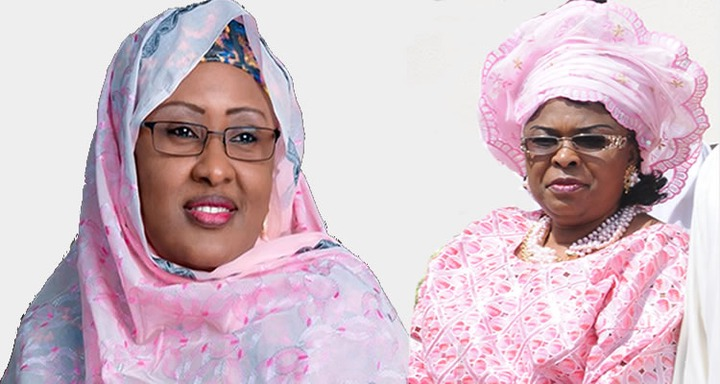 First Lady Aisha Buhari is turning out worse than Patience Jonathan and Nigerians are tired #Nigeria