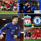 5 Things We Saw As Chelsea Defeated Liverpool 1-0 To Climb Up To The 4th Position On The EPL Table