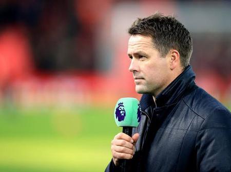 Micheal Owen Predicts Scoreline Between Manchester City And Borussia Dortmund