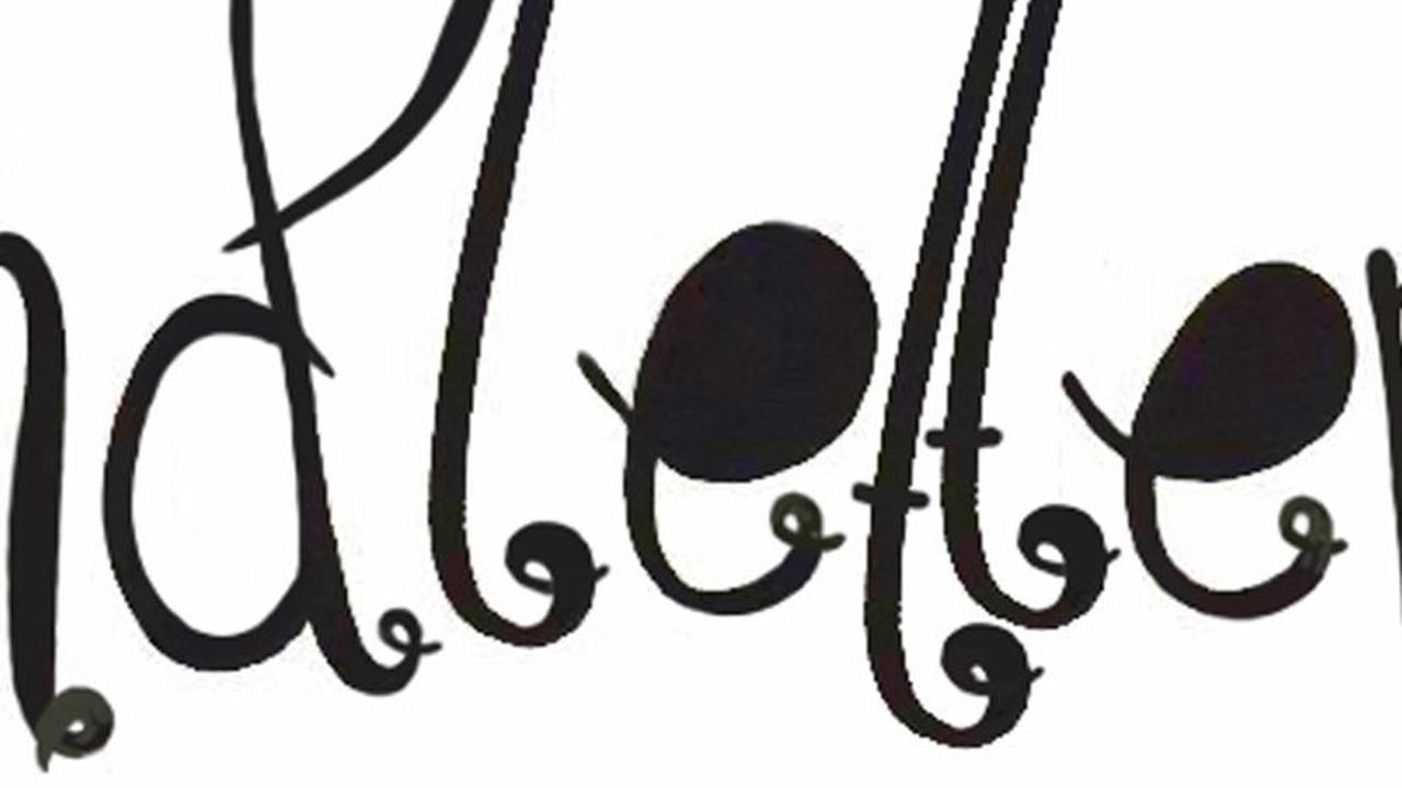 DZ+ Handlettering: So geht Schönschrift mit der Hand