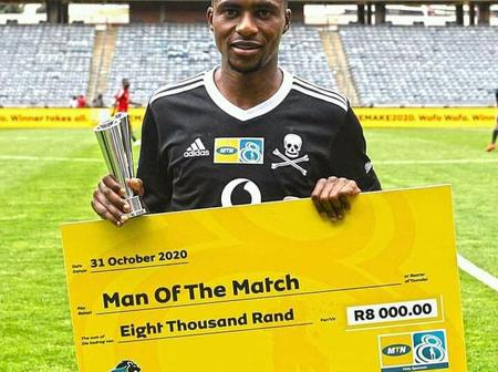 Sad News: See What happened to Thembinkosi Lorch.