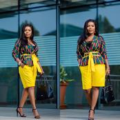 Beautiful photos of Mzbel as she looks adorable