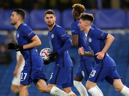 Jurgen Klopp Lauds Chelsea Player For His Shooting Accuracy