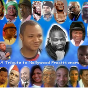 A Tribute To These 37 Fallen Nollywood Practioners, See Who They Are