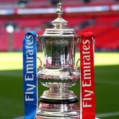JUST IN: Check out the FA Cup draws in full.